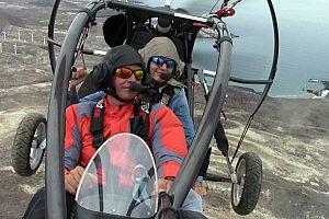 Paragliding Teneriffa buchen