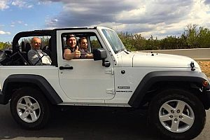 Exclusive jeep safari on Majorca, start from every place on the island