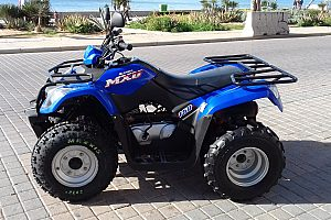 Quad bike rental in Mallorca: be flexible starting from Arenal