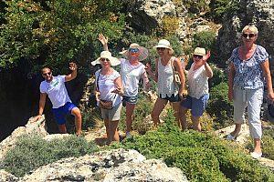Jeep Tour zum Richtis Wasserfall auf Kreta