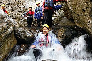 Rafting und River-Trekking in Florence 2