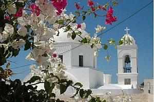 Exklusiver Road Trip Santorin