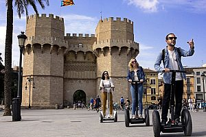 Explore Valencia by Segway: the 3 best Segway tours of the city