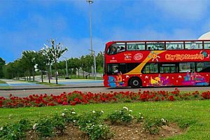 Cheap tickets for the Hop on Hop off City Sightseeing Bus in Santander