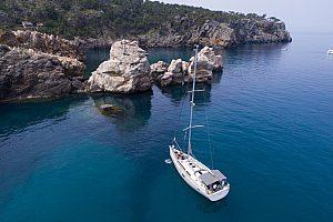 Segelboot in Mallorca chartern
