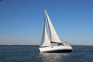 Private Sailing Tour in the Algarve through Ria Formosa Nature Park