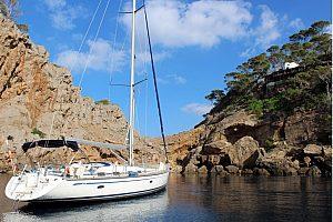 Segeln Soller Mallorca West