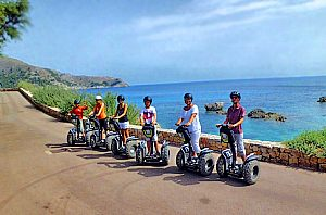 Segway tour in Mallorca: ride a Segway in the Cala Ratjada Segpark
