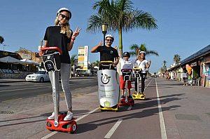 Sightseeing Segway Tour auf Fuerteventura