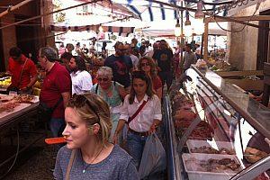 Gastronomische geführte Tour in Palermo auf Sizilien