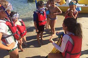 Schnorcheltour auf Elba
