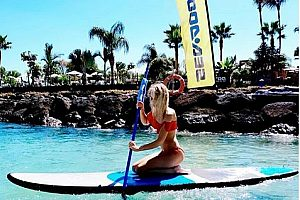 Paddle surf rental in Gran Canaria from Anfi del Mar