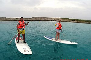 SUP Tour in Menorca