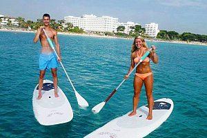 Playa de Muro Stand Up Paddling Ausflug