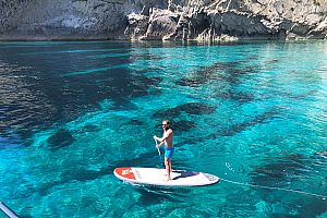 Stand Up Paddling Tour ab Alcudia
