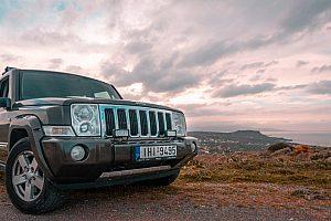 private Jeep Tour auf Mykonos
