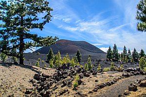 Vulkanwanderung Teneriffa