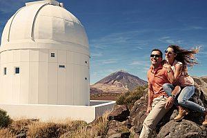 Teneriffa Observatorium Besichtigung mit Guide