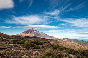 der höchste Berg Spaniens: Teide Tour ab Santa Cruz