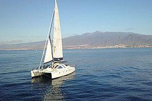 Private Bootstour auf Teneriffa mit Segelkatamaran