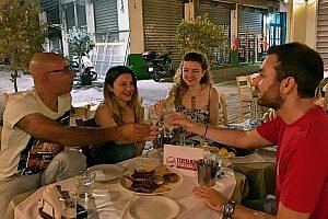 Thessaloniki Nachtleben in Bars