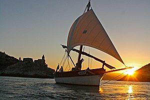 Segeltour zum Sonnenuntergang ab La Spezia