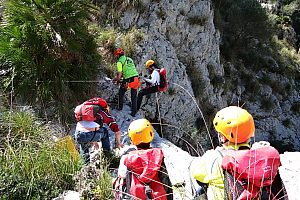 Get your kicks dry canyoning in Mallorca and abseil your way down the cliffs!