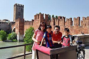 Sehenswürdigkeiten in Verona mit Kindern