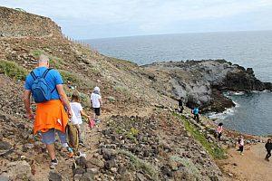 Wanderung an der Nordküste von Gran Canaria