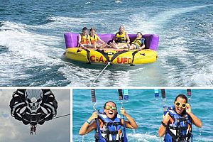 Wassersport Package Alcudia mit Parasailing
