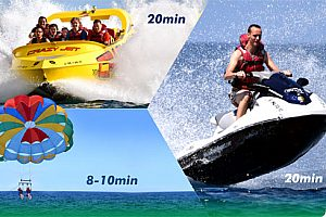 Wassersportpaket Anfi Beach