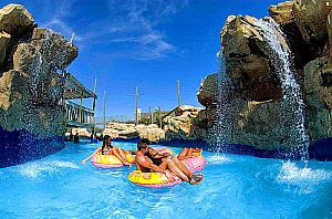 Full day tour to Western Water Park Mallorca: the water park in Magaluf