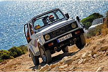 Beach Jeep tour in Mallorca: guided Jeep Safari from Arenal