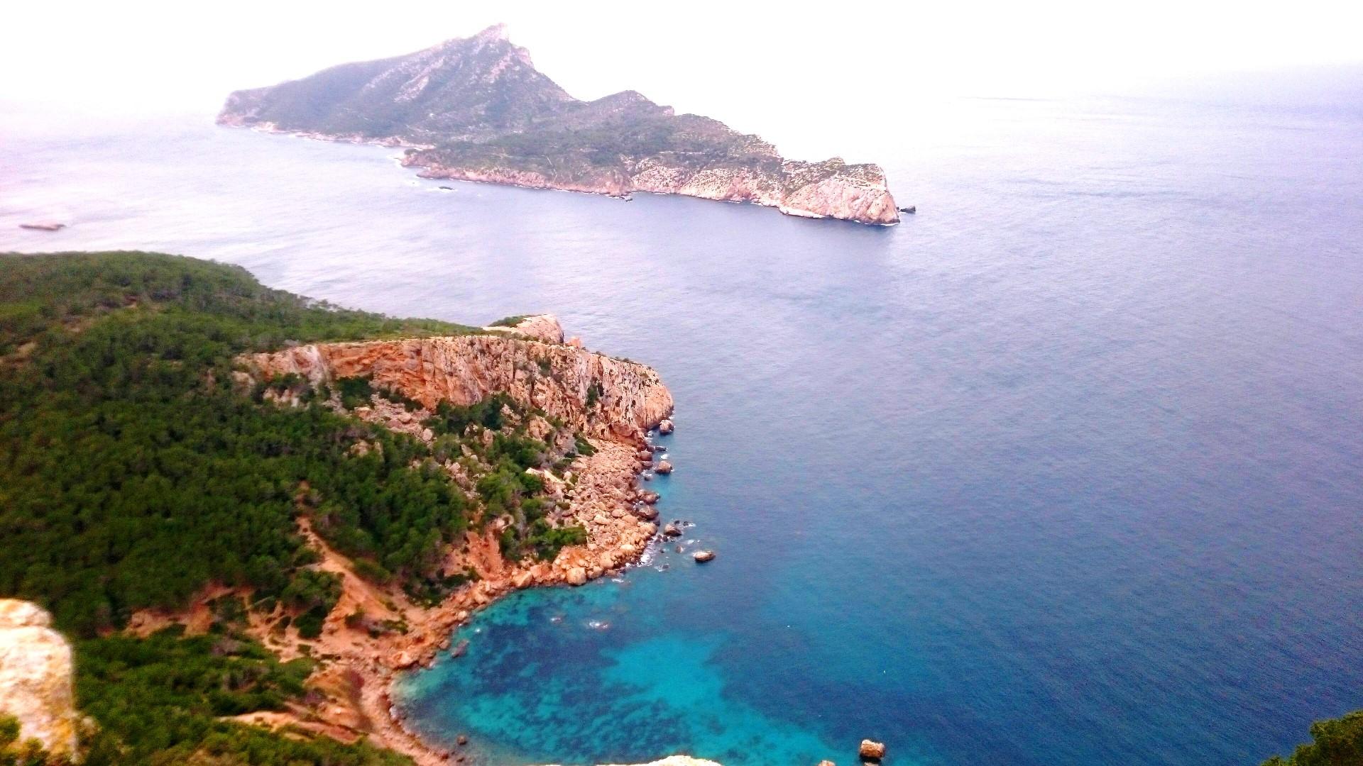 Mallorca isla Dragonera