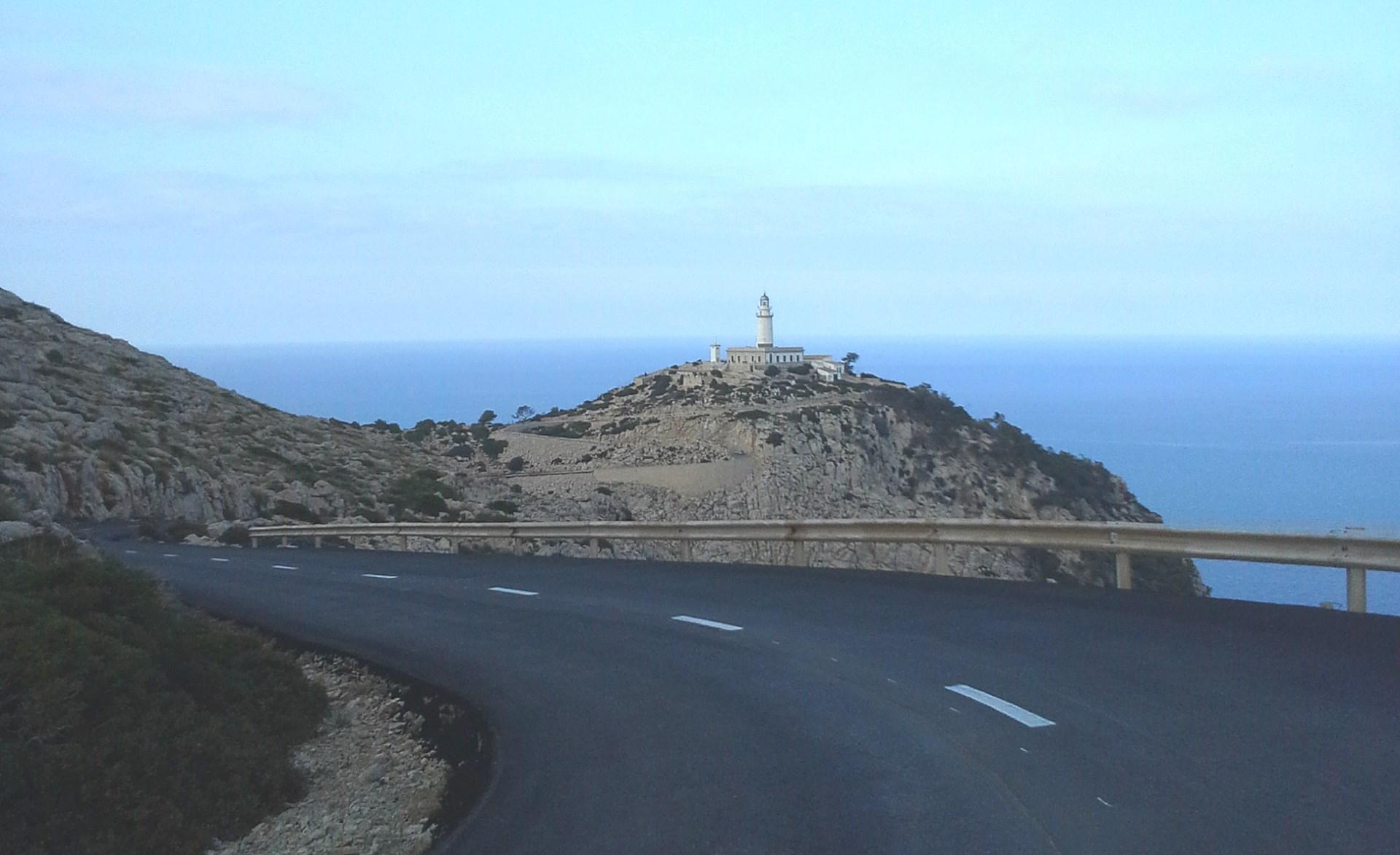 Die nördlichste Spitze von Mallorca Cap Formentor