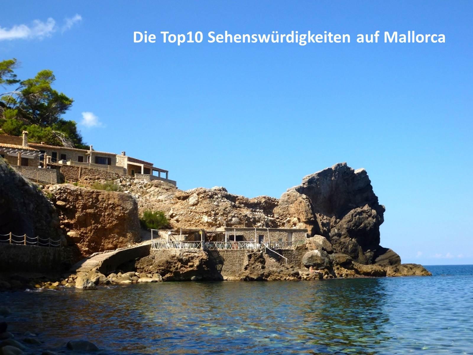 Die schönsten Sehenswürdigkeiten auf Mallorca