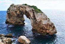 Felsentor Mallorca Osten