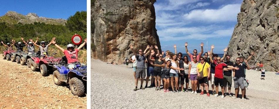 Gruppenreise Mallorca