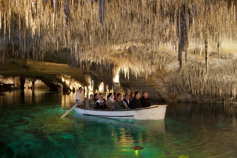 Die besten Höhlen auf Mallorca