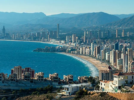 Tours & activities at the Costa Blanca