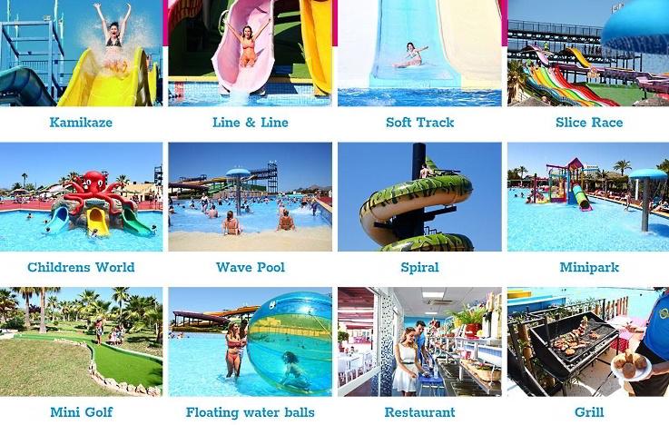 Hidropark Mallorca precios