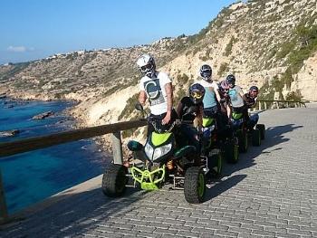 Mallorca im Winter Abenteueraktivitäten