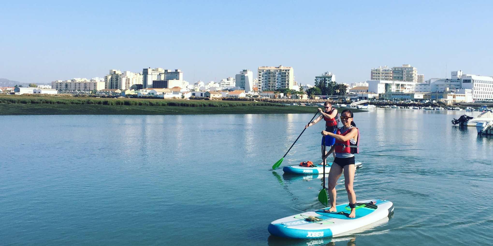 Standup Paddle Algarve