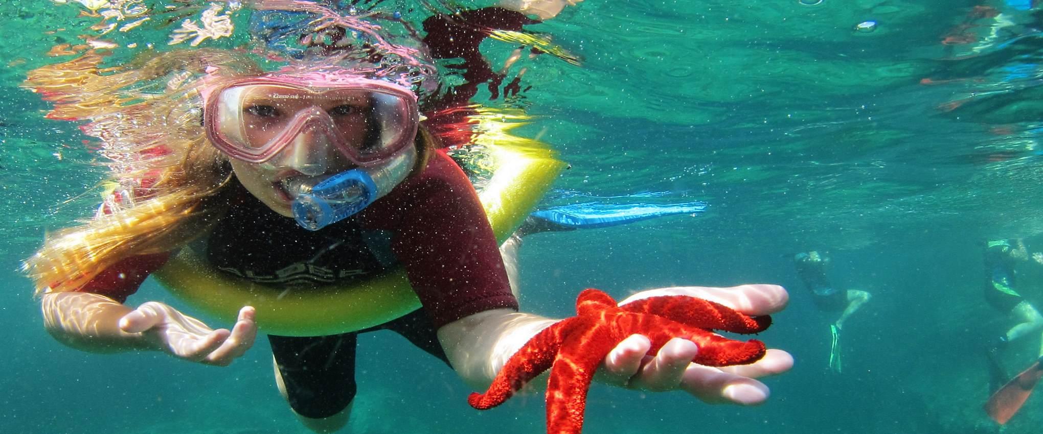 Snorkeling Costa Cálida