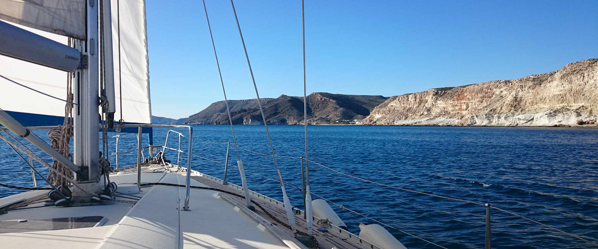 Segeln Costa Cálida