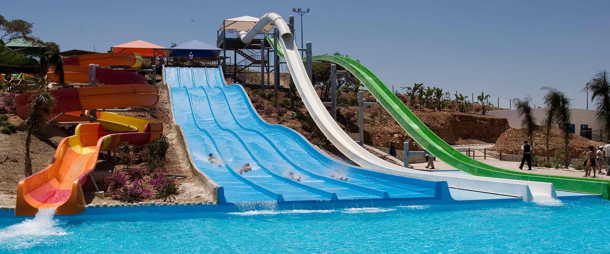 Wasserpark Murcia