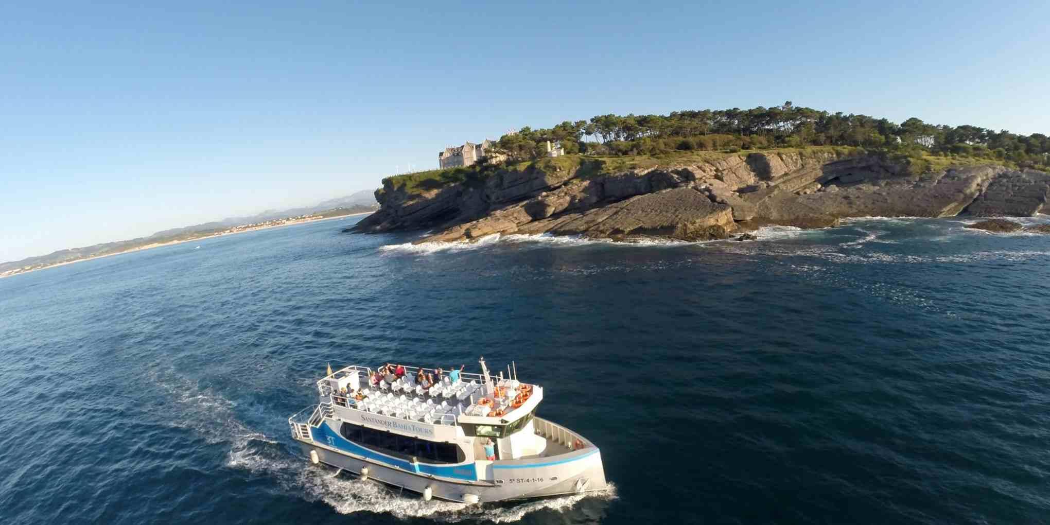 Boat Trip Santander