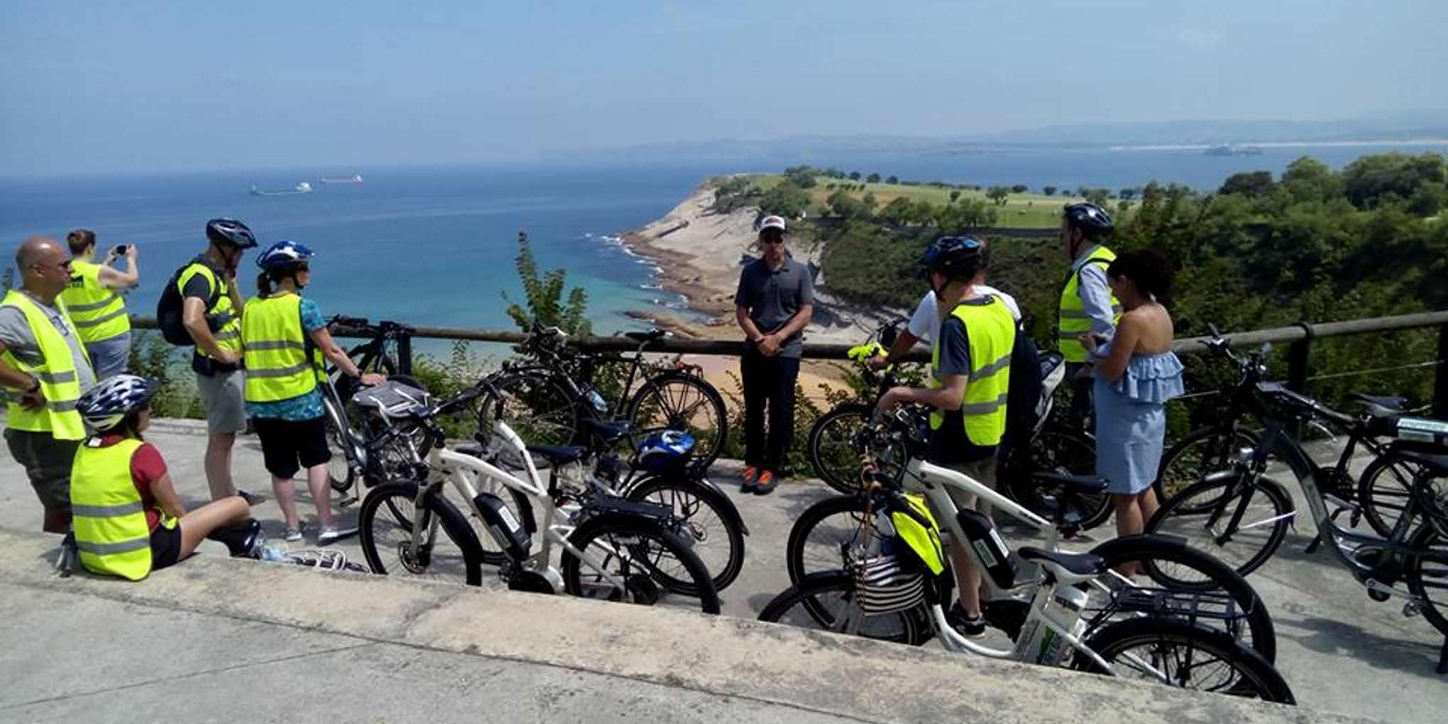 Bike Tour Santander