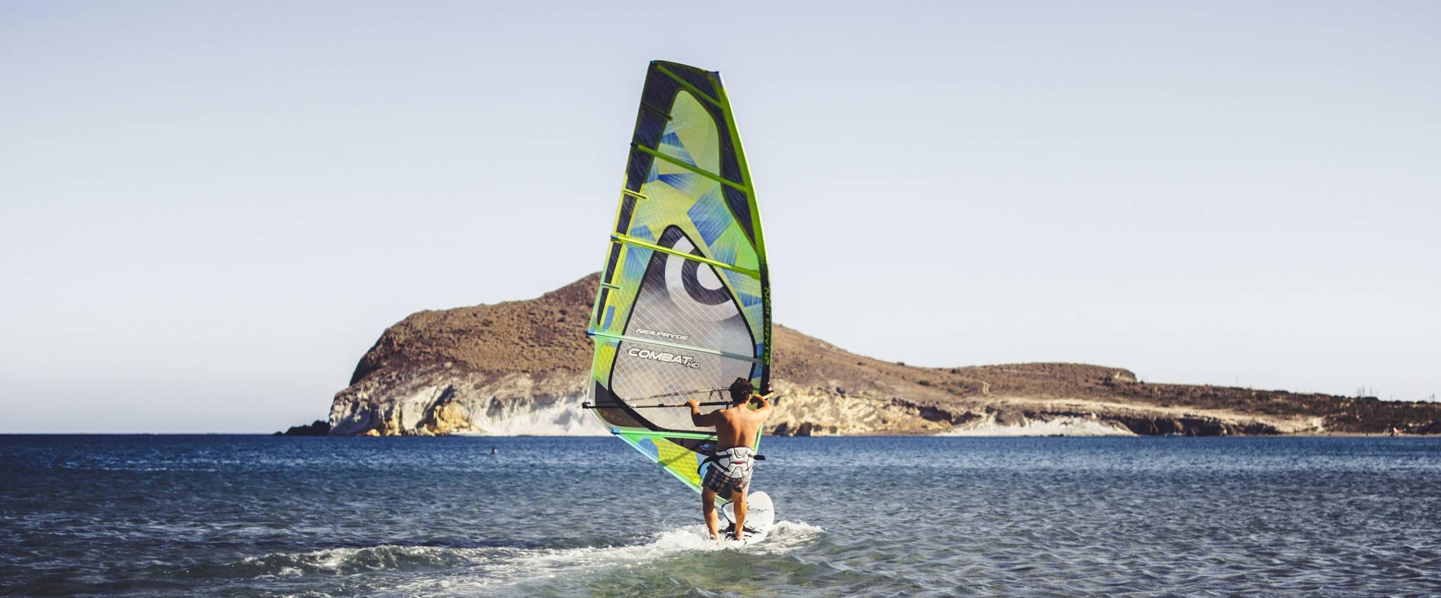 Windsurfen an der Costa de la Luz