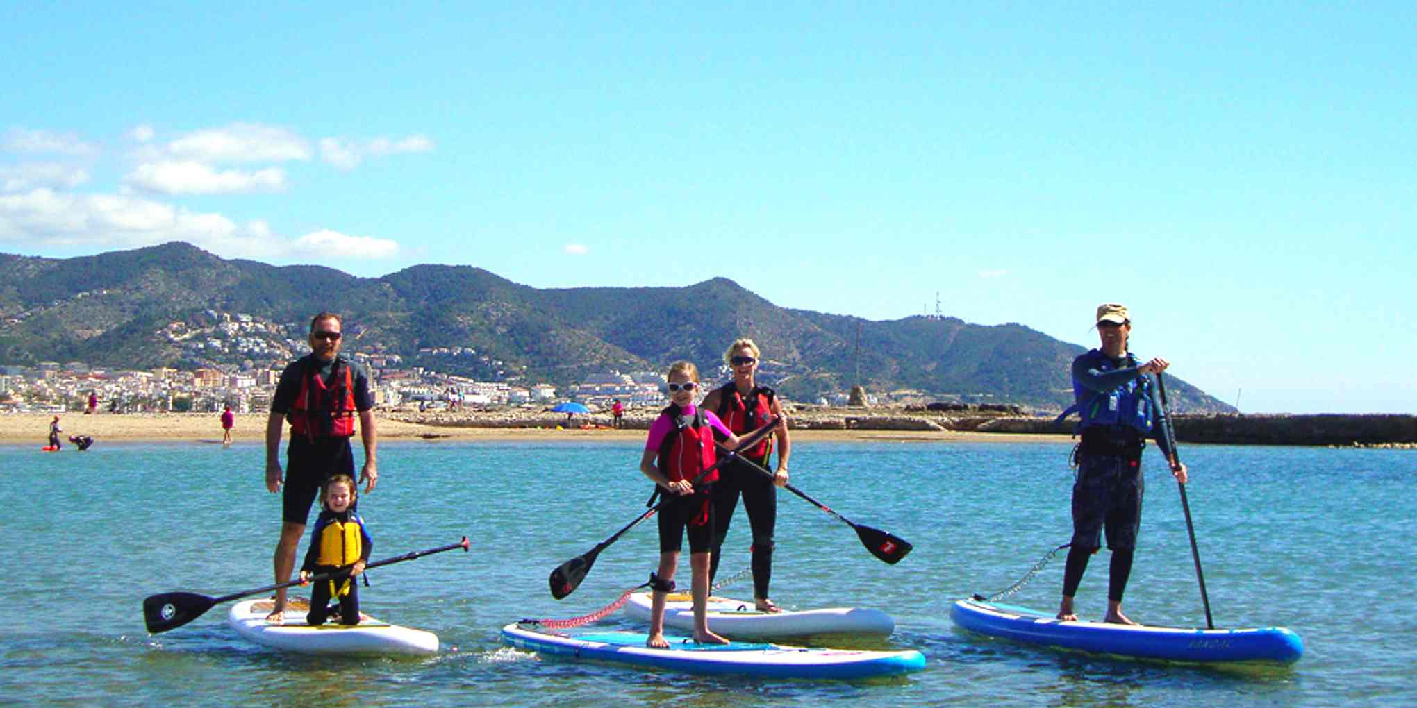 Standup Paddle Costa Dorada